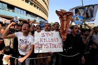 Manifestation-coptes-egypte